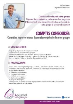 Comptes consolides