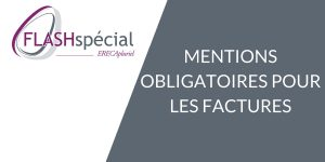 FLASH SPECIAL - Mentions obligatoires