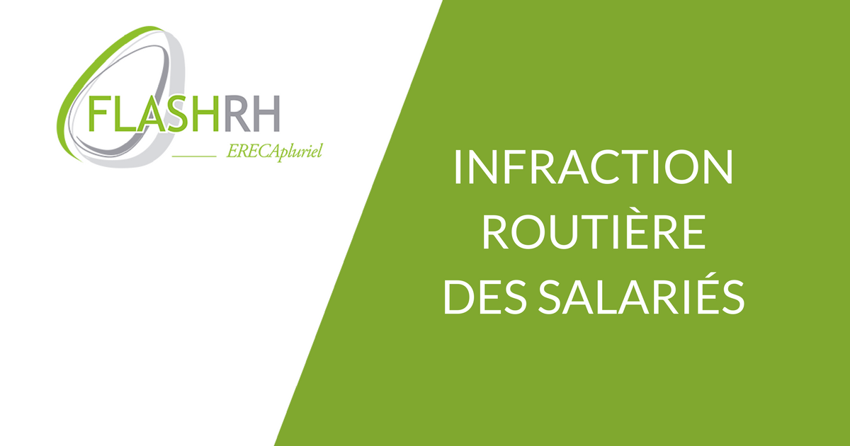 Flash Rh Infraction routière