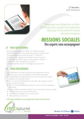 Missions sociales