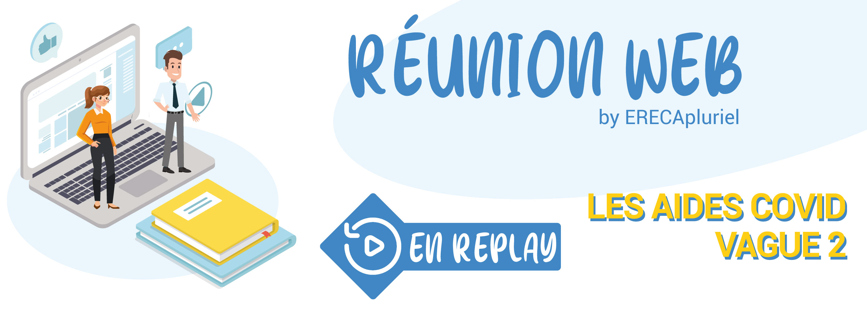 REPLAY Webinaire : Les Aides Covid – Vague 2