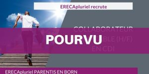 POURVU - Collaborateur Comptable (H/F) CDI - Agence de Parentis en Born