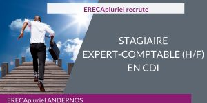 Stagiaire Expert Comptable (H/F) CDI – Agence d'Andernos
